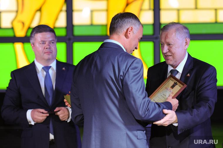 Почетные граждане Челябинск, мошаров станислав, тефтелев евгений, видгоф борис
