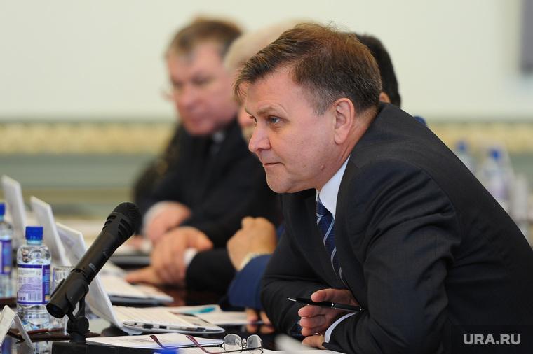 Заседание правительства Челябинской области. Челябинск, пушкин артем