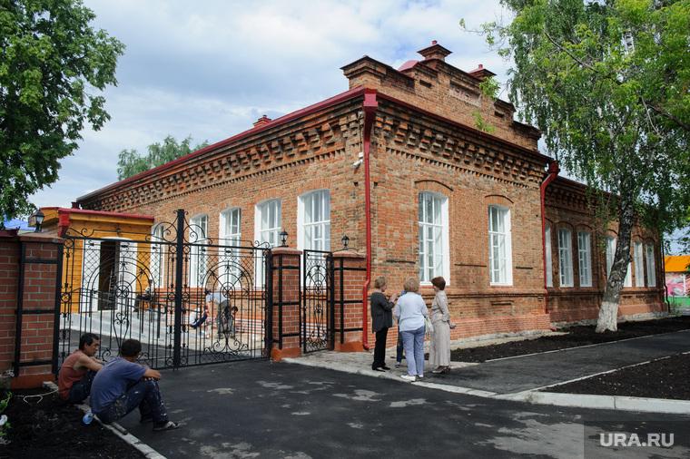 Подготовка к приезду патриарха в Алапаевск, Свердловская область