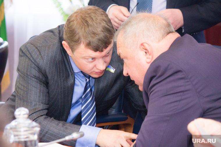 Заседание Комитета по бюджету. Ханты-Мансийск., марков евгений