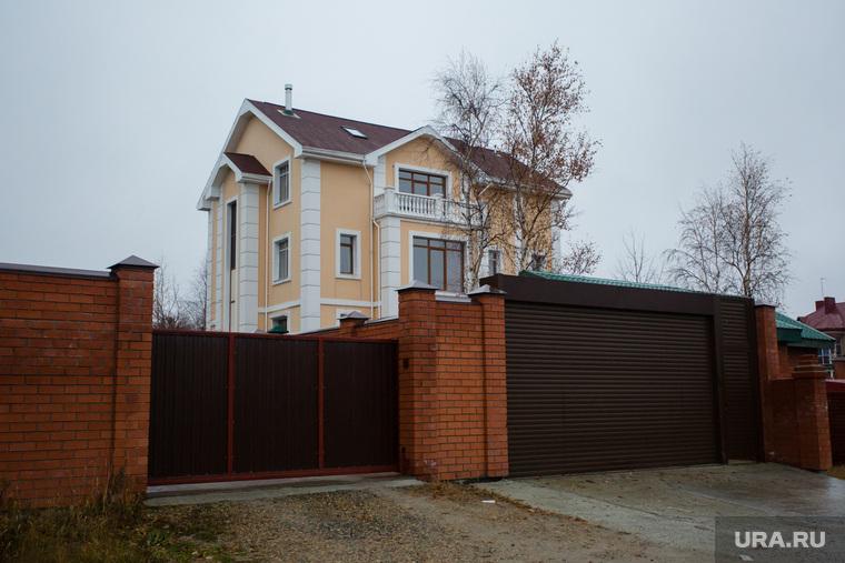 """Коттеджный поселок  """"Березка"""". Сургут, частный сектор, элитное жилье, коттедж, коттеджный поселок, долина нищих"""