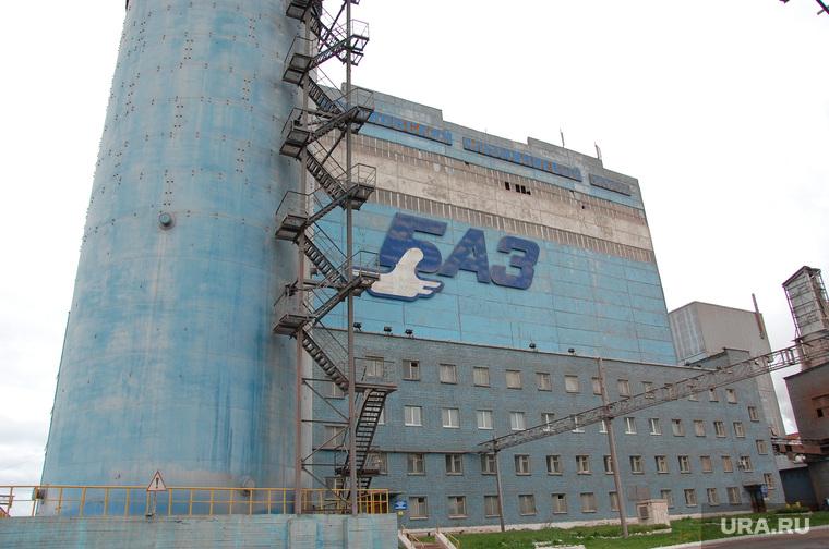 Богословский алюминиевый завод. Краснотурьинск, баз, богословский алюминиевый завод