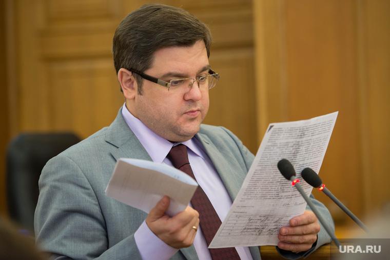 Заседание Городской думы Екатеринбург, захаров илья