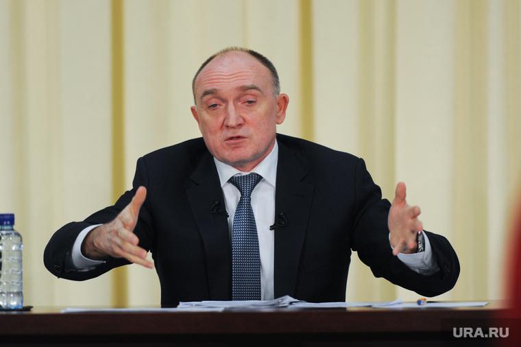 Пресс-конференция Дубровского. Карабаш, дубровский борис