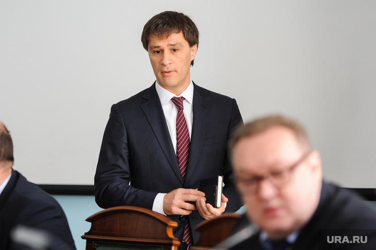 Областное совещание при Губернаторе Челябинской области. Челябинск, гаттаров руслан