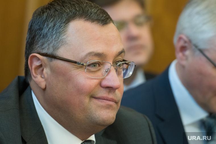 Заседание Городской думы Екатеринбурга и отчёт Александра Якоба, архипов евгений