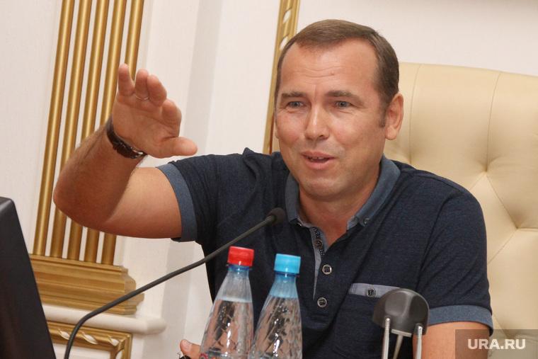 Встреча с Вадимом Шумковым - за губернатора Тюменской облКурган, шумков вадим