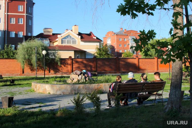 Дом Олега БогомоловаКурган, дом богомолова олега