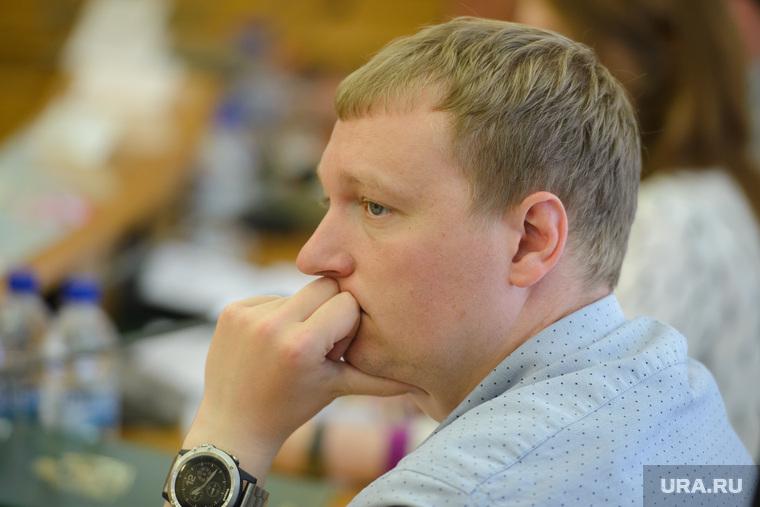 Последнее заседание Городской Думы Екатеринбурга Шестого созыва, смирнов владимир
