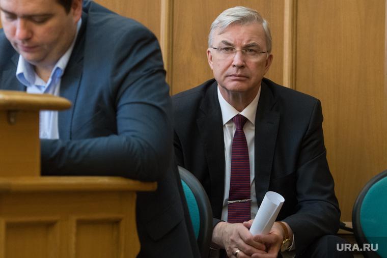 Заседание Городской думы Екатеринбурга и отчёт Александра Якоба, матвеев михаил, проскурин алексей