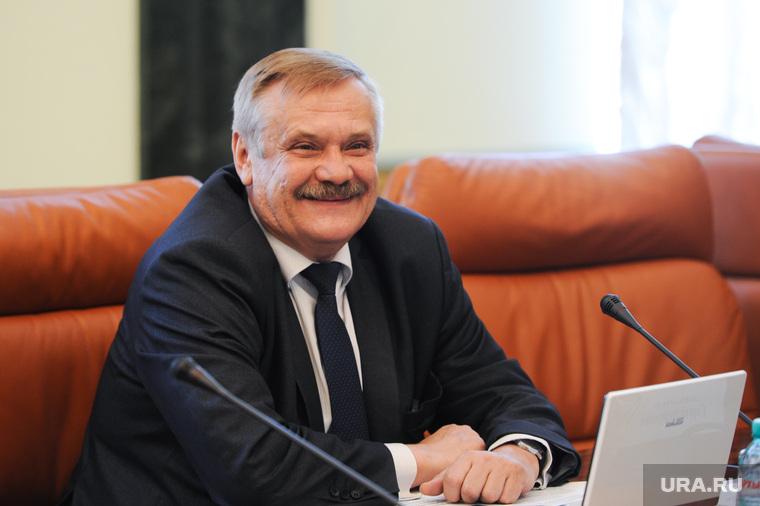 Заседание правительства Челябинской области. Челябинск, улыбка, лихачев сергей