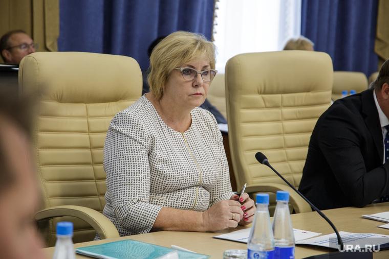 Заседание правительства по программам среднего профессионального образования. Пермь, кассина раиса