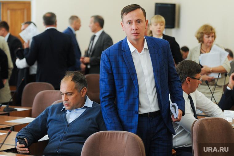 Заседание городской думы. Челябинск, галкин александр
