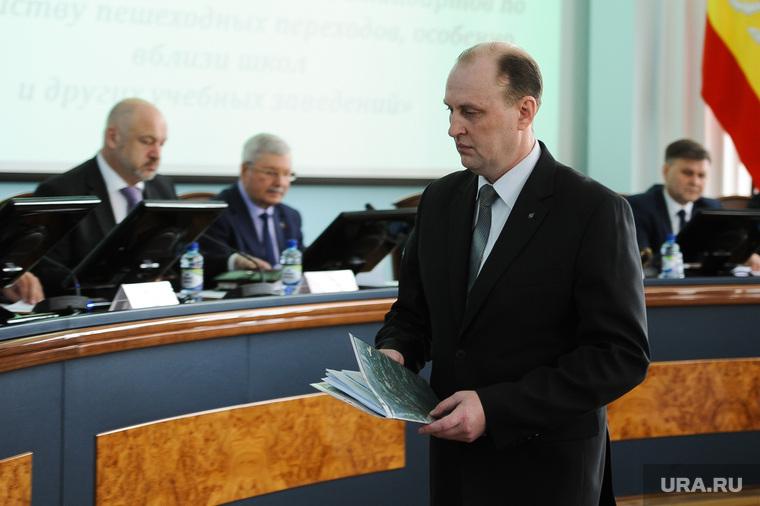 Областное совещание при Губернаторе Челябинской области. Челябинск, савченко евгений