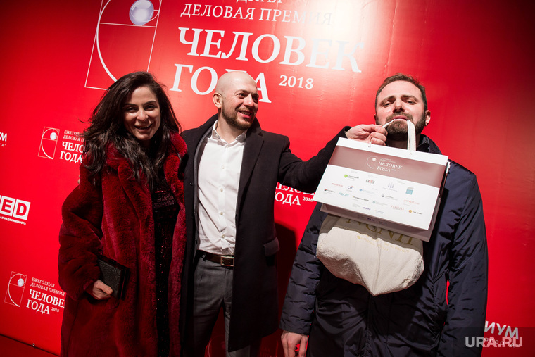 Премия Человек года 2018. Екатеринбург