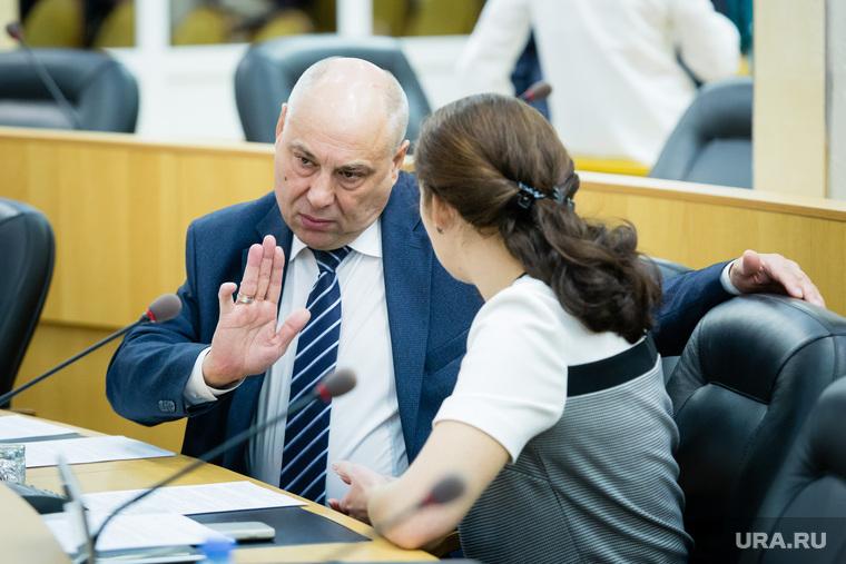 Депутатские слушания в Думе города. Сургут, леснова ольга, макеев сергей