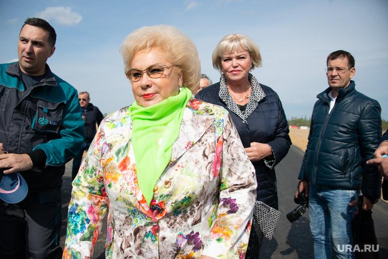 Артюхов и Моор посетили Надым, свинцова альбина, соколова ирина