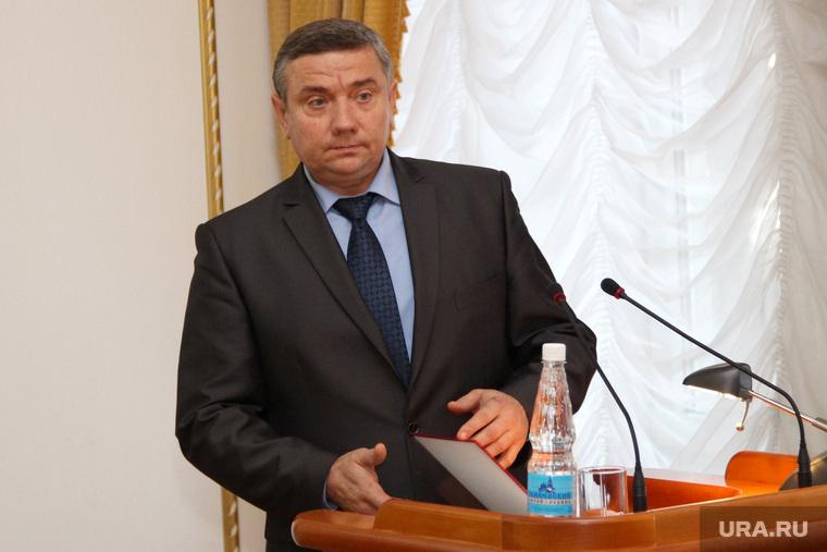 Заседание Областной ДумыКурган, гусев эдуард