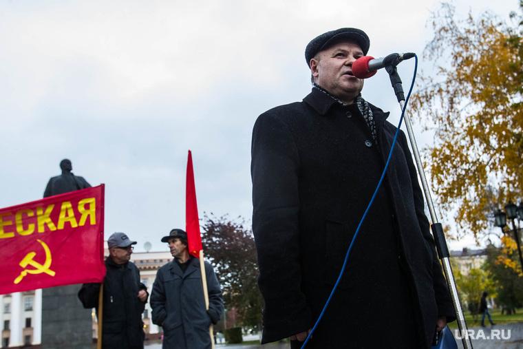 Черепанов Александр. Митинг против итогов сентябрьских выборов. Тюмень, черепанов александр