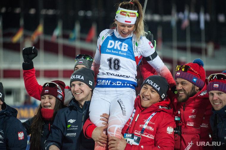 Заключительный этап Кубка мира по биатлону, Тюмень, Новаковска Вероника, спорт, биатлон