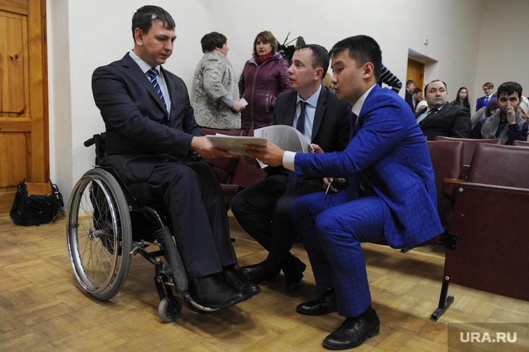 Встреча с избирателями. Праймериз. Челябинск., галкин александр, коробейников евгений