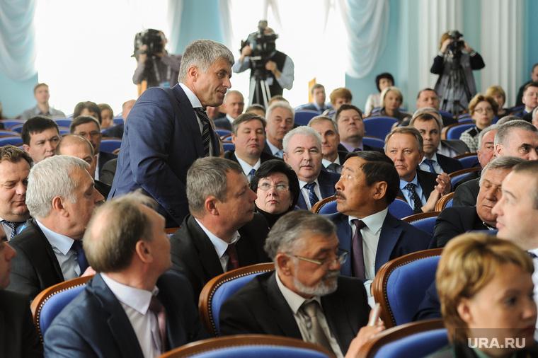 Совещание с главами муниципальных образований Челябинской области, колышев игорь
