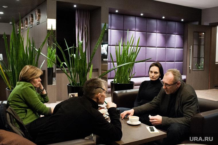 Интервью с Марией Лапиной и Сергеем Дугиным. Екатеринбург, лапина мария, дугин сергей