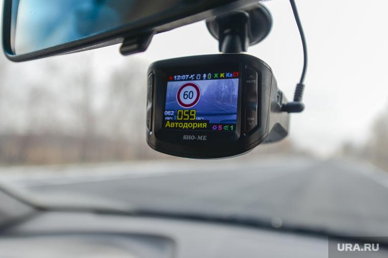 Обзор гостевого маршрута к приезду Путина. Челябинск, регистратор, ограничение скорости