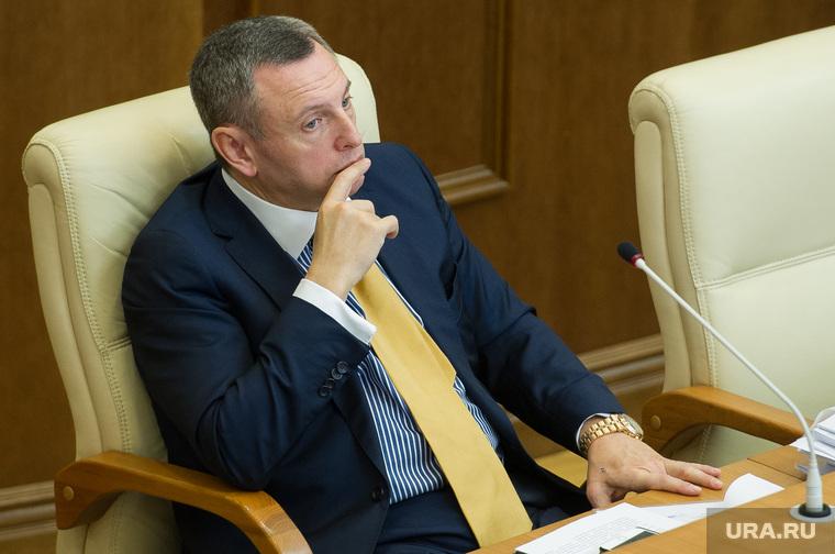 Евгений Куйвашев и заседание ЗССО. Екатеринбург, майзель сергей