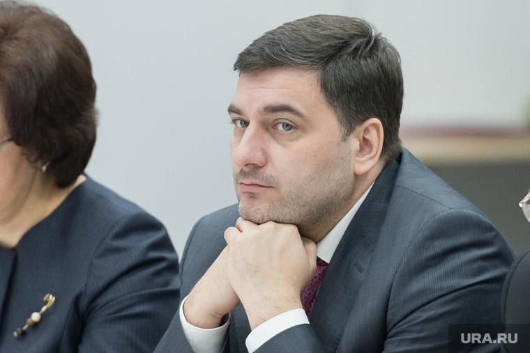 Совещание Евгения Куйвашева с муниципалитетами в Экспо. Екатеринбург  , третьяков антон