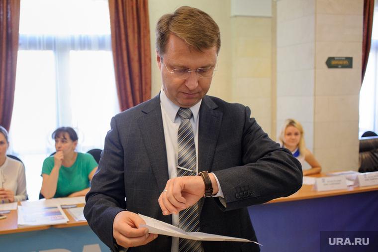 Конференция ЕР в ДКЖ. Екатеринбург, полянин дмитрий