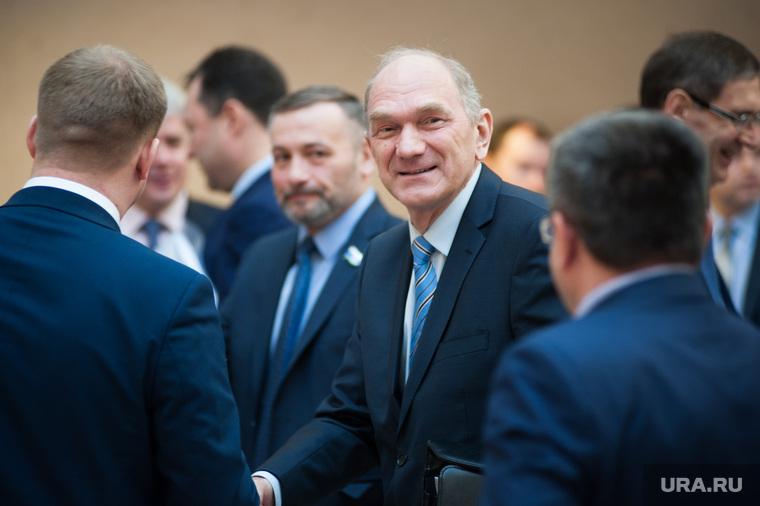 Отчет губернатора Свердловской области перед депутатами о работе правительства в 2016 году. Екатеринбург, воронин николай