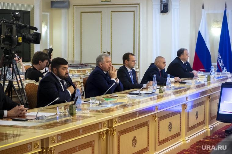 Ямальские персоны и чиновники, правительство янао