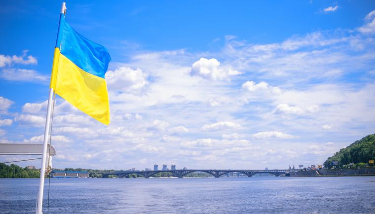 Флаг Украины, борьба, кулак, прослушка, флаг украины, киев, днепр