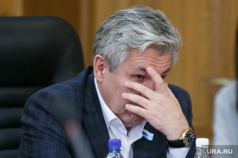 Межфракционное совещание гордумы по реформе МСУ. Екатеринбург, фамиев нафик