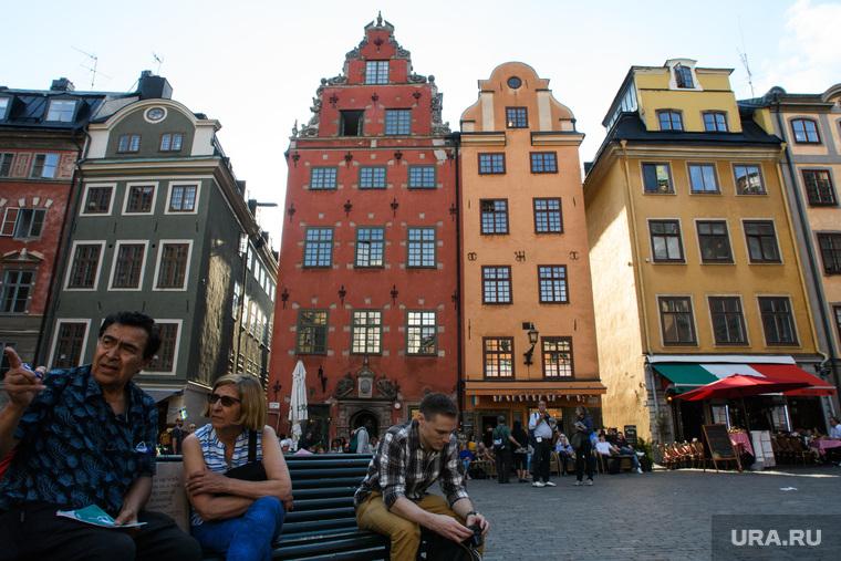 Виды Стокгольма. Швеция