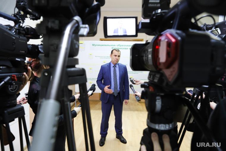 Визит врио губернатора Курганской области Шумкова Вадима в Шадринск