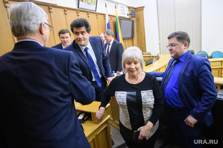 Собрание ЕГД по повышению зарплаты в администрации Екатеринбурга