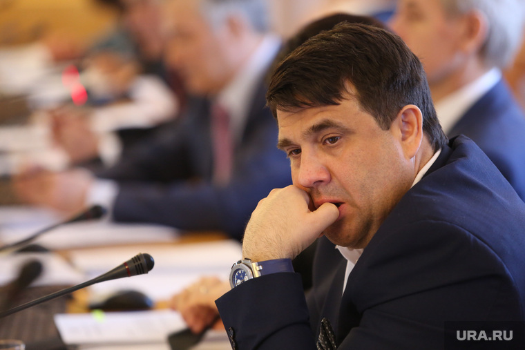 Заседание комитета по государственному строительству и местному самоуправлению. Тюмень