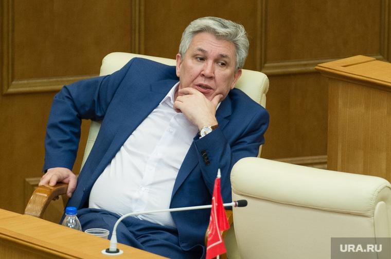 Заседание Заксобрания Свердловской области 1 марта 2016 года