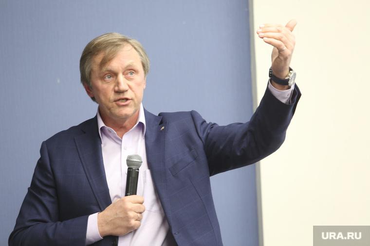 Выступление Владимира Шевчика на «Столыпинском клубе». Тюмень