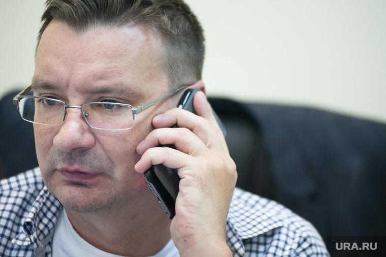 Интервью с генеральным директором телеканала ОТВ Антоном Стуликовым. Екатеринбург