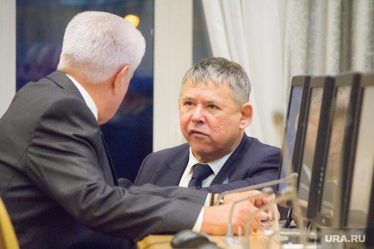 Правительственный час. Ханты-Мансийск.
