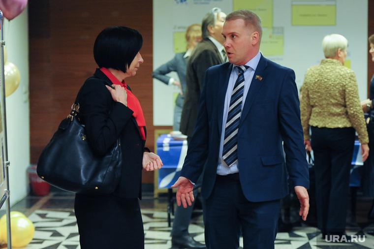 Двадцатилетие местного самоуправления. Челябинск