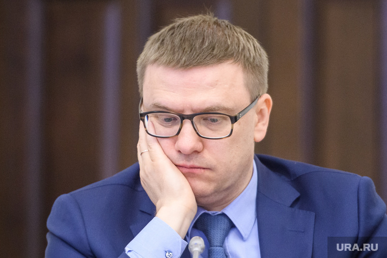 Совещание в полпредстве по УрФО. Екатеринбург