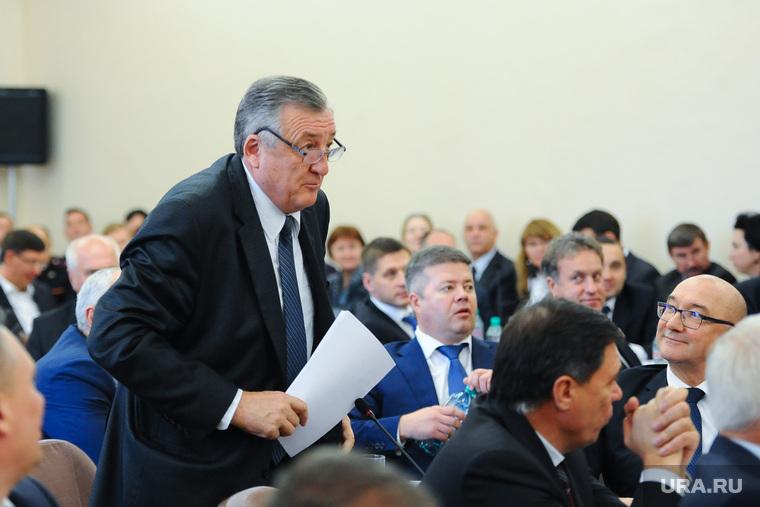 Заседание городской думы. Челябинск.