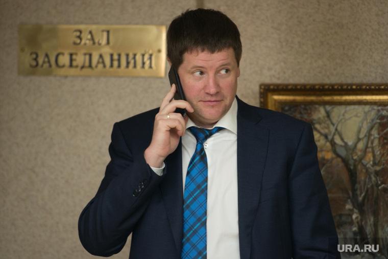 Заседание правительства СО. Екатеринбург