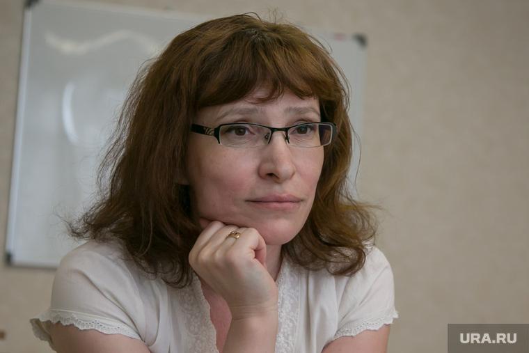 Интервью с Еленой Камшиловой. Курган