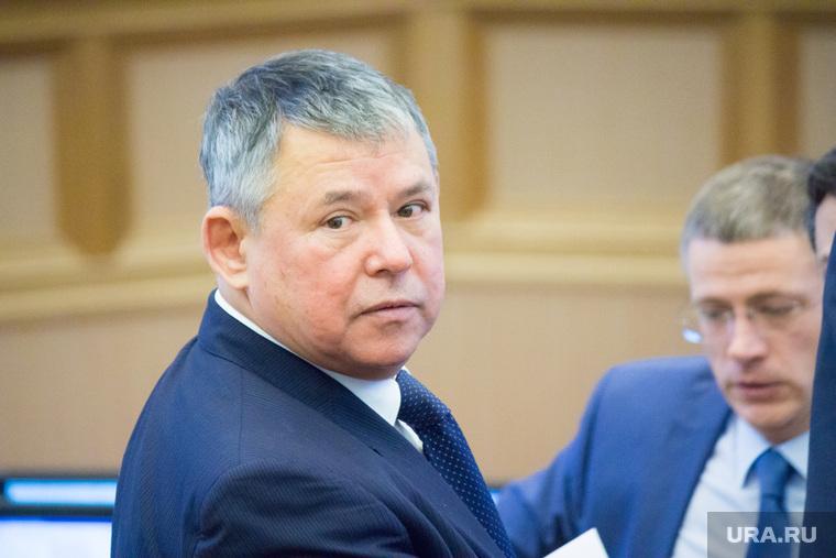 Заседание комитетов Думы ХМАО. Ханты-Мансийск.