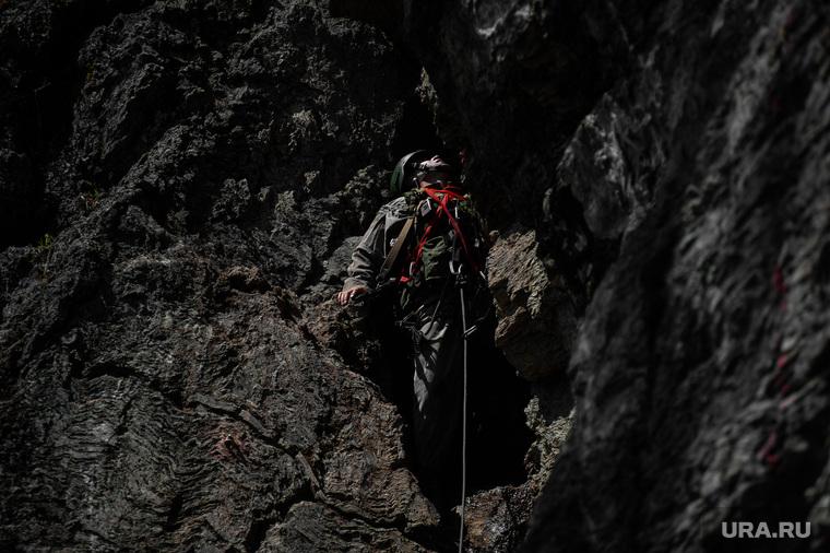 Учения по горной подготовке на базе тренировочного комплекса «Ергаки». Красноярский край, хребет Ергаки в Западных Саянах